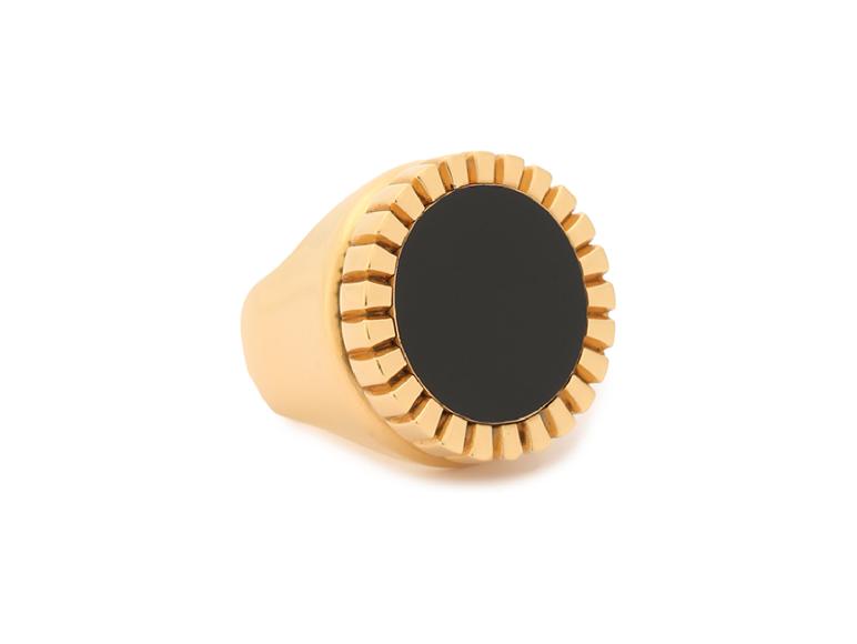 Кольцо Bottega Veneta, 47 900 руб. (ЦУМ)