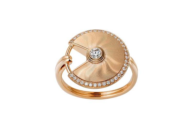 Кольцо Amulette de Cartier, Cartier