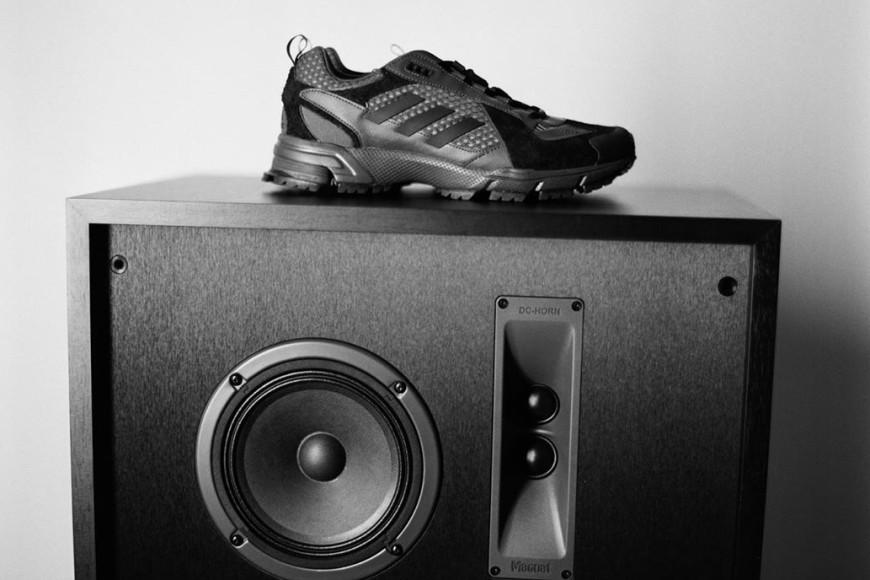 Кроссовки из коллаборации adidas и проекта Гоши Рубчинского «ГР-Униформа»