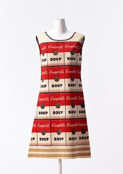 Campbell Soup Company. «The Souper Dress», 1968г.