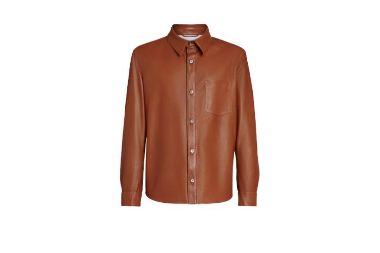 Рубашка Salvatore Ferragamo, 211 000 руб. (Salvatore Ferragamo)