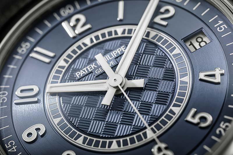 Часы Patek Philippe Calatrava Ref. 6007A-001