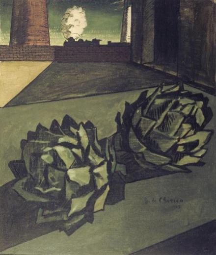 «Послеполуденная меланхолия», 1913