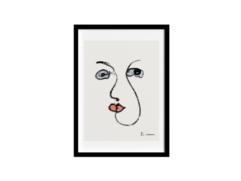 Постер Lena Berman, 850 руб. (maisonettestore.ru)