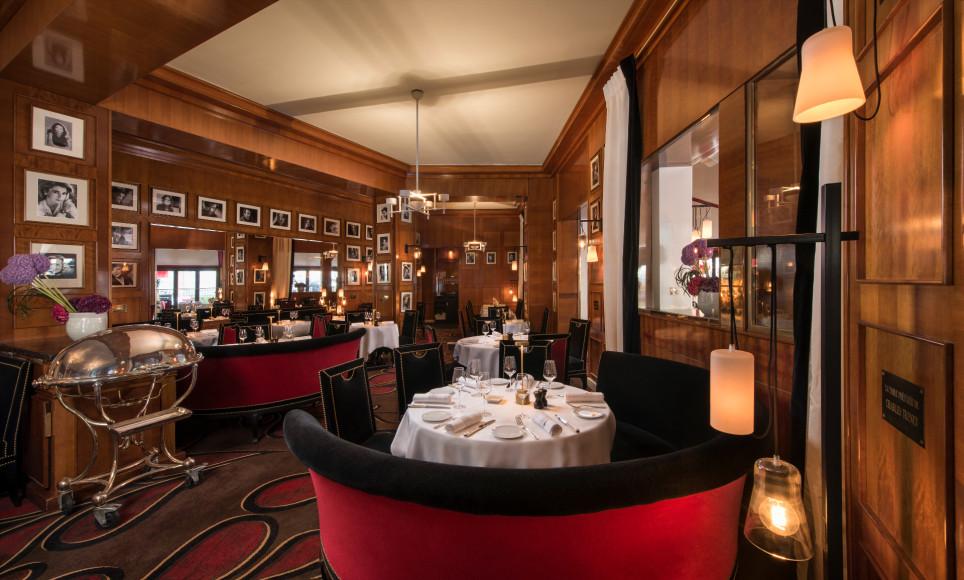 Ресторан Le Fouquet's