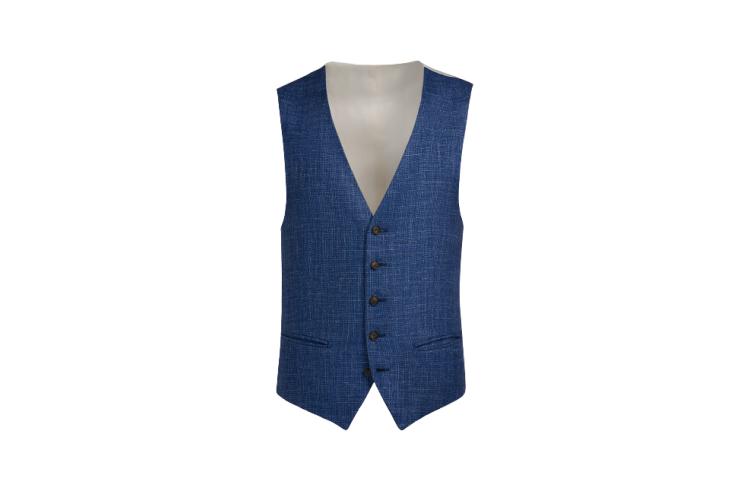 Мужской жилет Suitsupply, $189 (suitsupply.com)