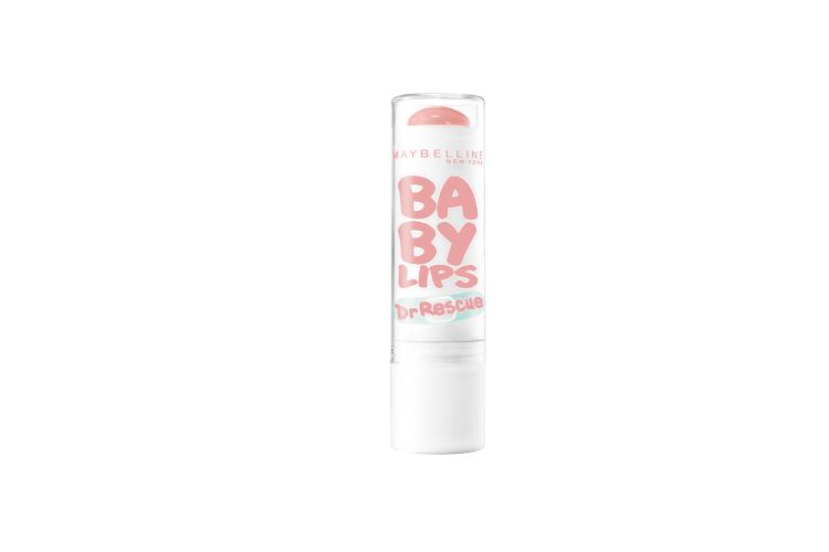 Бальзам для губ Baby Lips Dr Rescue, «Эвкалипт», Maybelline содержит формулу на основе увлажняющих компонентов, а также эвкалипта и ментола, благодаря чему кожа быстро успокаивается. Средство также эффективно питает и защищает губы от сухости
