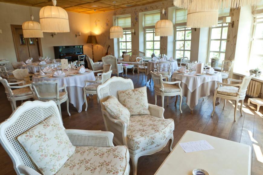 Ресторан La Colline