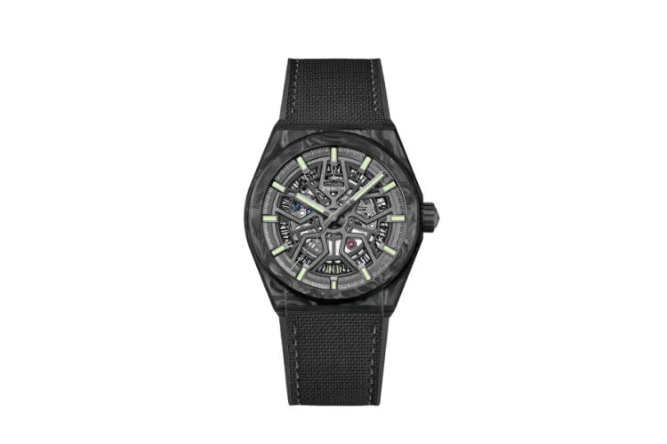 Часы Defy Classic Carbon, Zenith