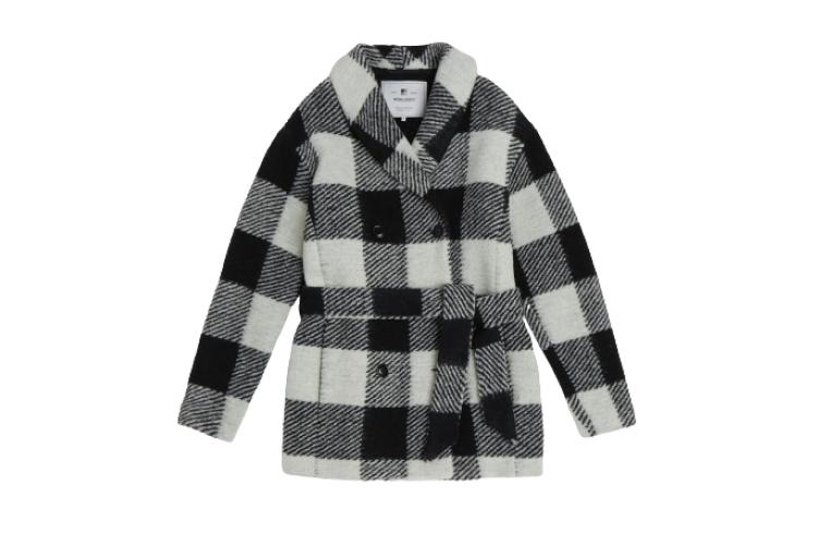 Пальто Woolrich, 28 350 руб. (woolrich.eu)