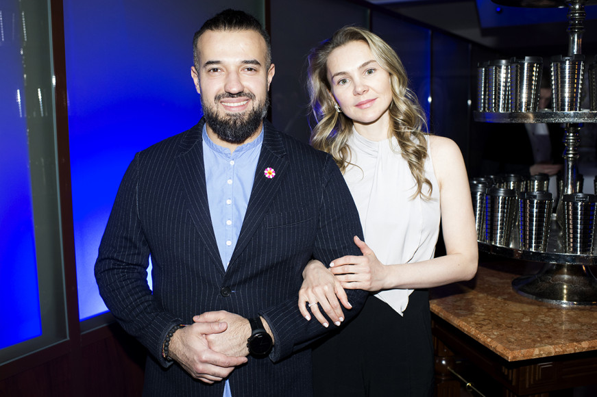 Владимир Мухин и Софья Мухина