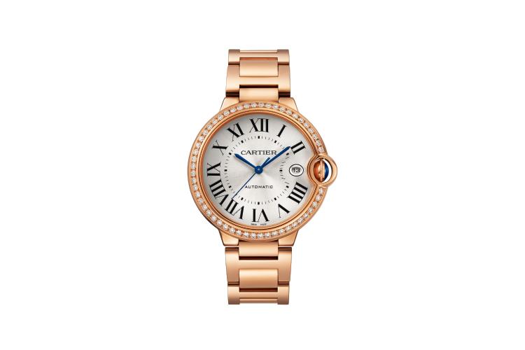 Часы Ballon Bleu, Cartier