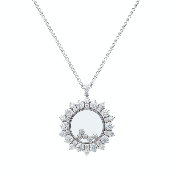 Кулон Happy Diamonds Joaillerie, Chopard