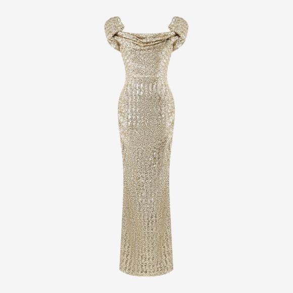Платье Dolce & Gabbana («Барвиха Luxury Village»),421 000 руб.