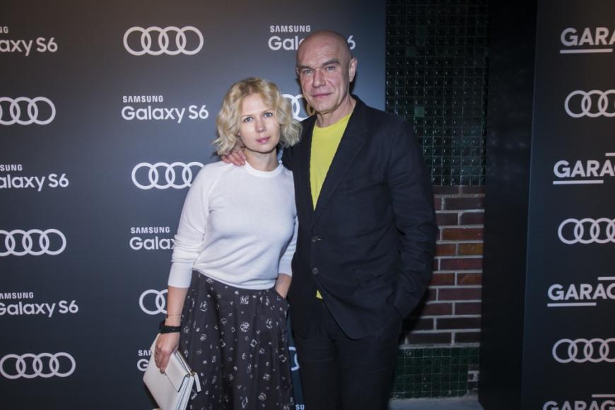 Галина и Сергей Мазаевы