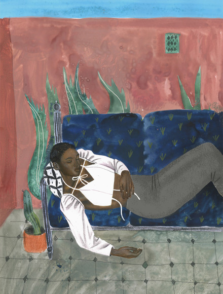 Рисунок Натальи Успенской для osome2some