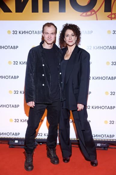 Юра Борисов и Ксения Раппопорт