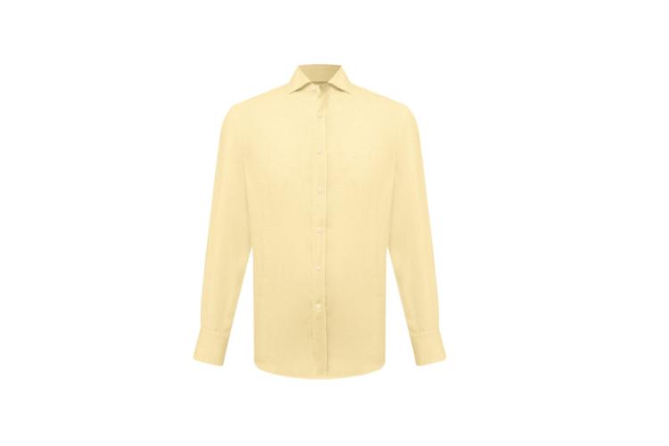 Рубашка Brunello Cucinelli, 38 700 руб. (ЦУМ)