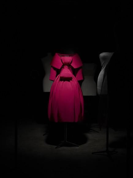 Платье Christian Dior Haute Couture, 1958