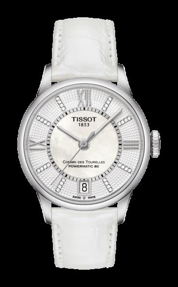 Часы Chemin des Tourelles, Tissot (ГУМ) — 52 890 руб.