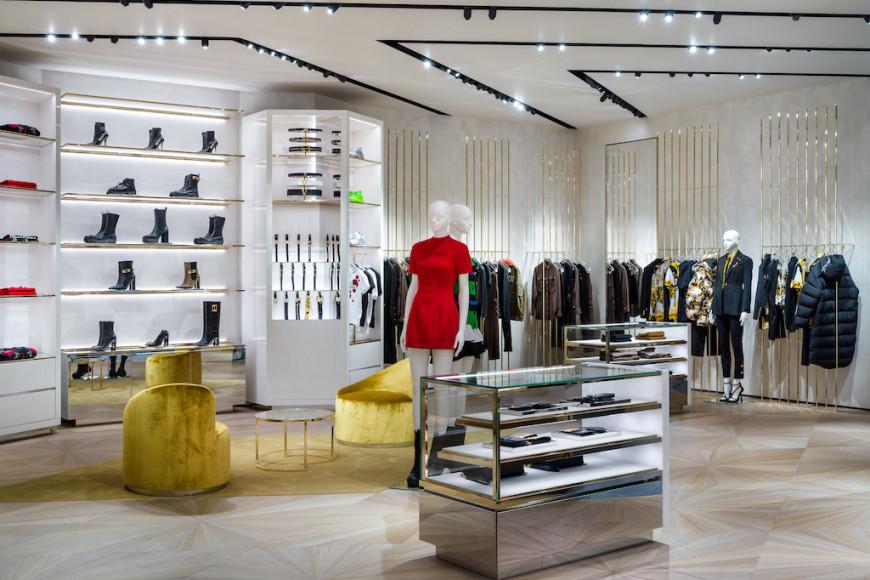 Бутик Versace в «Барвиха Luxury Village»