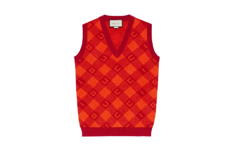 Мужской жилет Gucci, 80 200 руб. (Gucci)