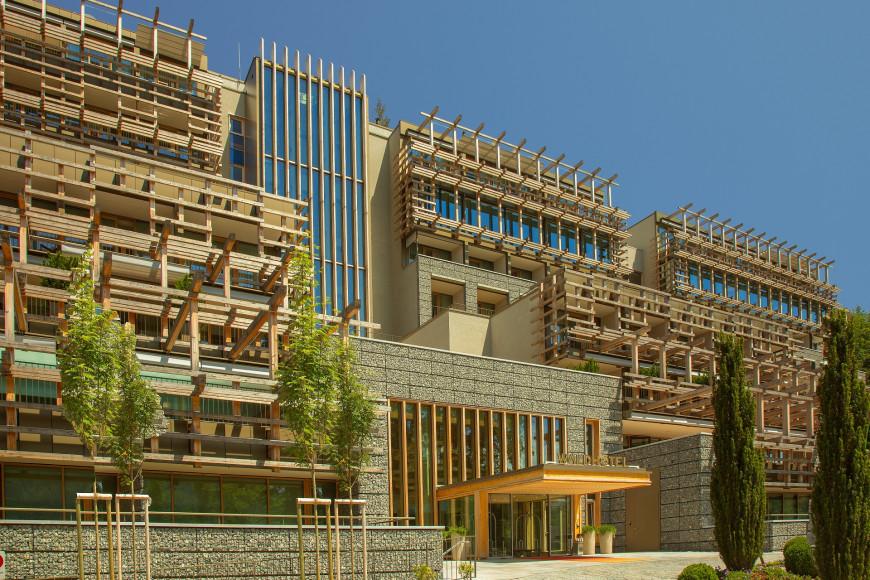 Отель Waldhotel Health & Medical Excellence