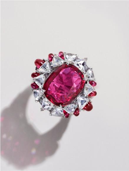 Кольцо Phaan из коллекции Sixieme Sens, Cartier