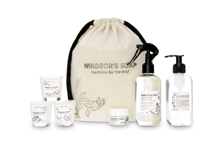 Набор «Villa», Easy Dacha, Windsor's Soap