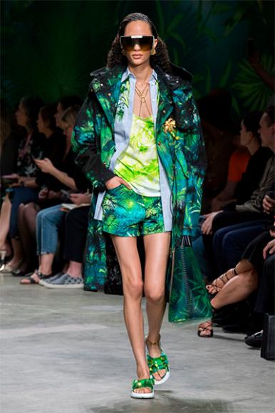 Versace, весна-лето 2020