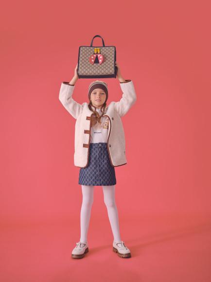 Рекламная кампания «Скоро в школу с ЦУМом»