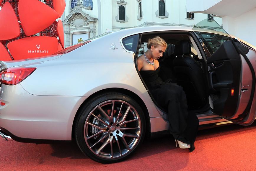 Премьера «Побудь в моей шкуре» на Венецианском кинофестивале 2013 года