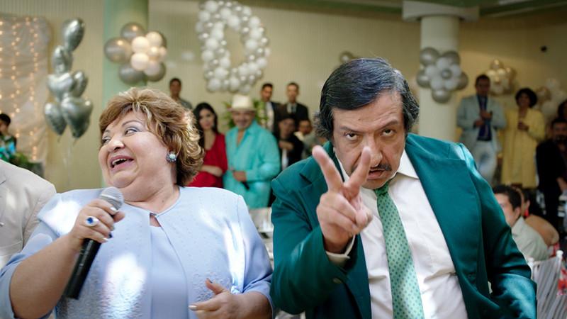 Кадр из фильма«Горько в Мексике»