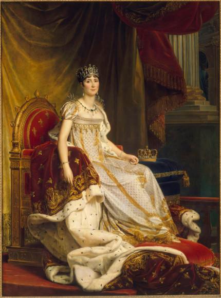 Франсуа Жерар. Портрет Жозефины, 1810 год