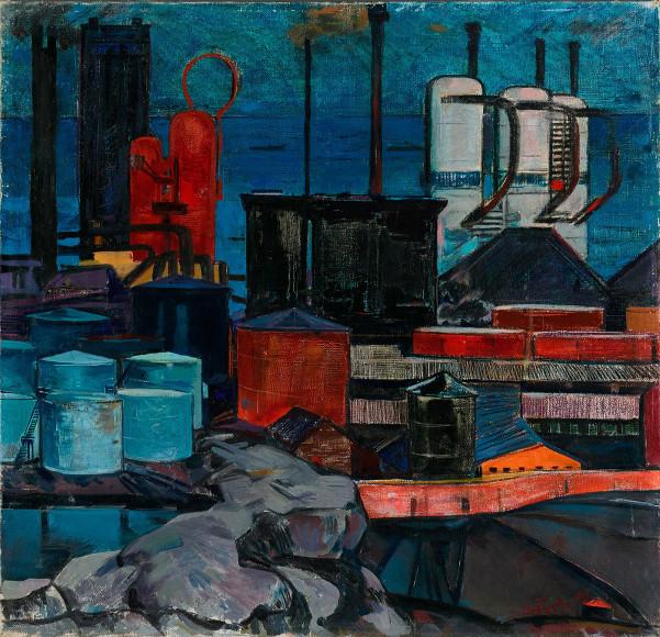 Надир Абдурахманов. «Индустриальный Баку», 1965