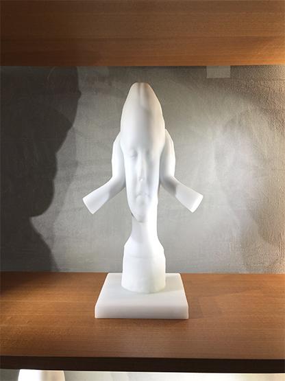 Скульптура Жауме Пленсы