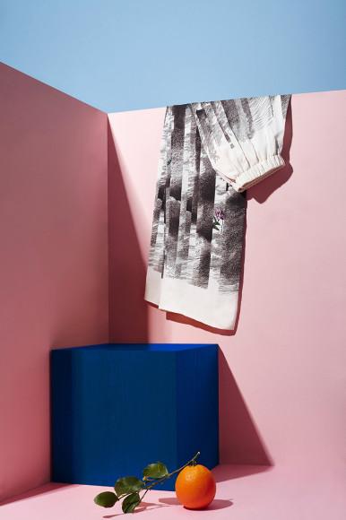 Капсульная коллекция Salvatore Ferragamo, созданная с использованием переработанной апельсиновой кожуры
