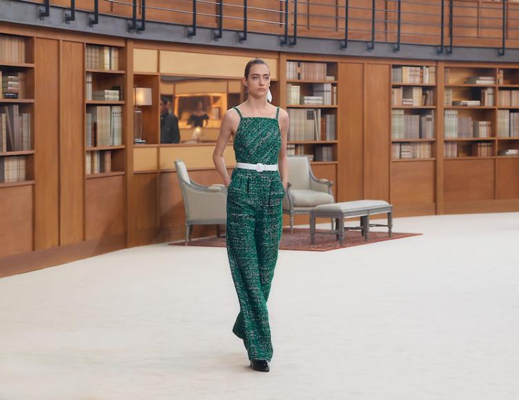 КоллекцияChanel Couture 2019/20