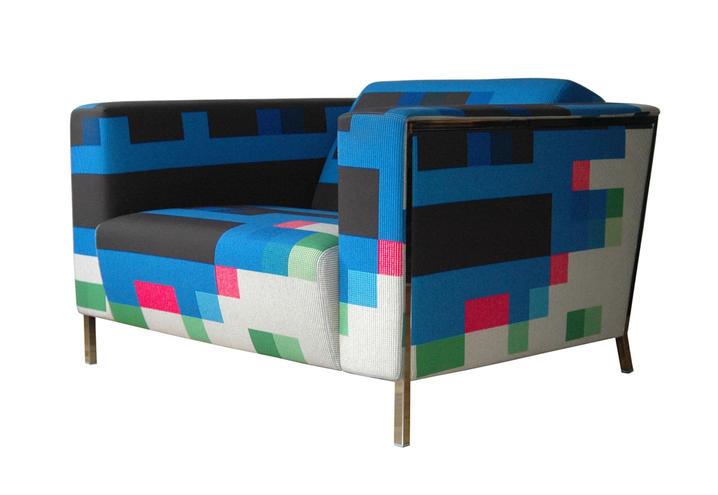 Кресло, Cristian Zuzunaga