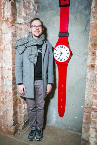 Антон Белов, директор Музея современного искусства