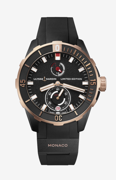 Ulysse Nardin Diver Chronometr Monaco Limited Edition