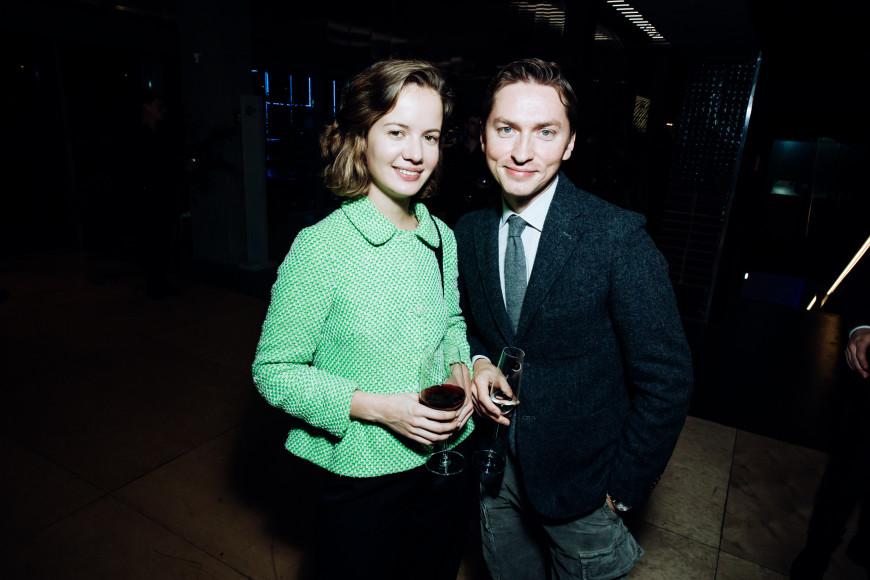 Мария Лимонова и Игорь Гаранин