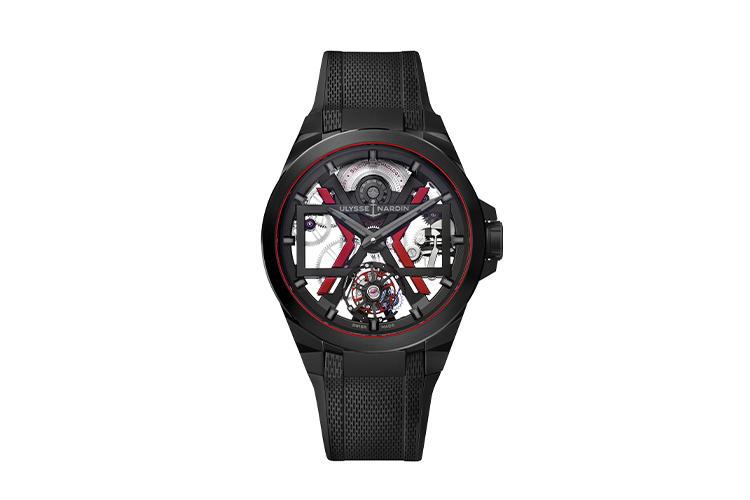 Часы Black Blast, Ulysse Nardin