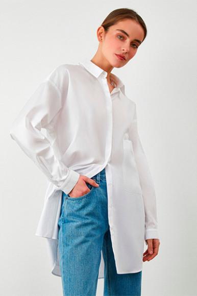 Рубашка 12storeez, 3980 руб. с учетом скидки (12storeez.com)