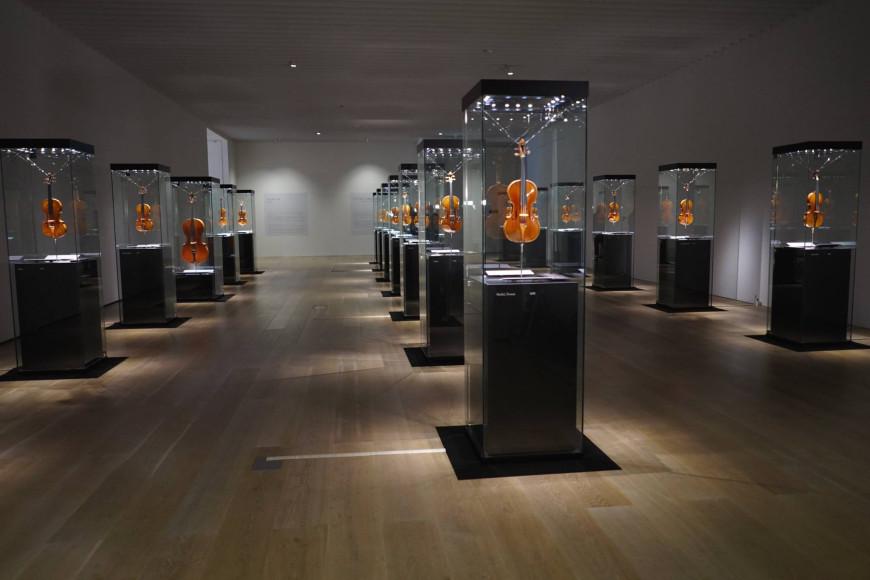 Музей скрипки в Кремоне