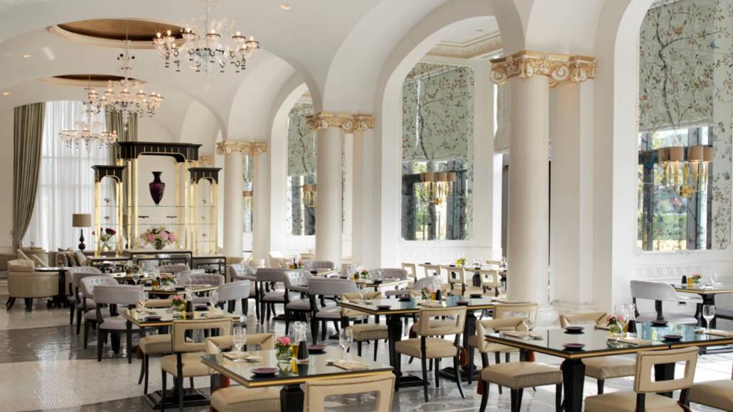 Ресторан Zafferano