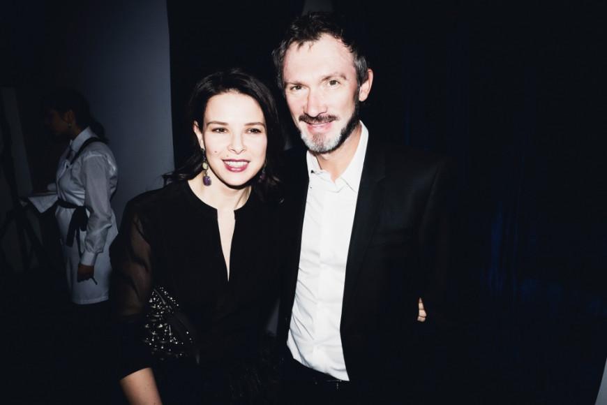 Мария Верник и Олег Минаев
