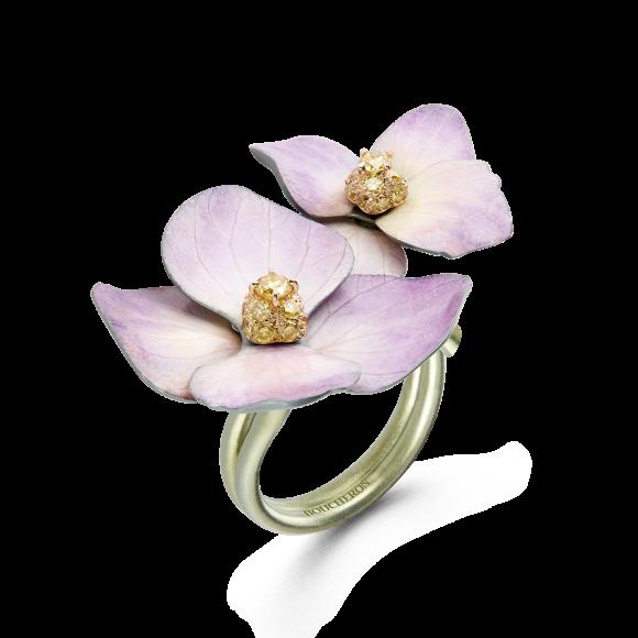 Кольцо Fleur Eternelle, Boucheron