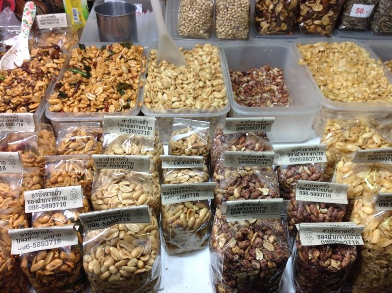 Ночной рынок в Пае