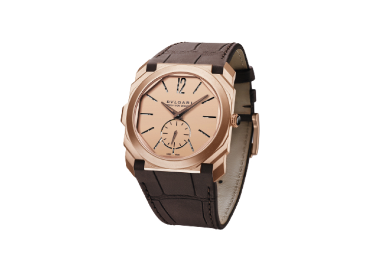 Часы Octo Finissimo Automatic, Bvlgari, 3 658 000 руб. (Bvlgari)